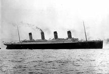 RMS  TITANIC / Titanic - Eski ve Yeni Resimler