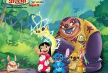 LILO AND STITCH / All about Lilo and Stitch my favourite Disney Film. Stitch is my all time favourite Cartoon Character.