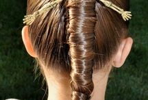 Halloween hairstylist