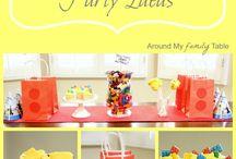 Birthday ideas / by Tristin Kruse