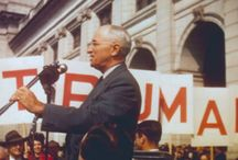 Harry Truman pics! / All kinds of neat archival images of Harry Truman being himself. If you're a fan of the 33rd President (though he termed himself the 32nd President), then come on over!