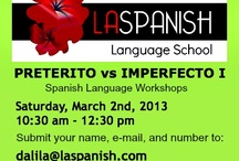Spanish Language Workshops