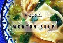 Healthy Soups / Soups Vegetarian recipes, Vegetable soups, Noodles, Ramen, Healthy