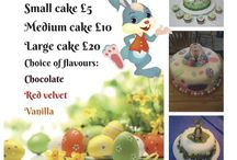 Easter / Easter cakes