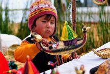 Artesanía Boliva / Handcrafts from Bolivia
