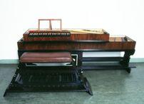 clavichord / clavichorden verwolf pedalclavichord keyboard music Bach clavichords 17th century harpsichord