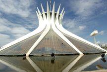 Oscar Niemeyer / Architecte brésilien