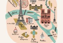Illustrations cartographiques