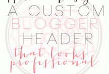 Blogging / by Ally Clements
