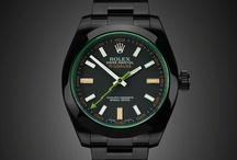 Watches | Black Beauties