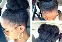 Natural Hair / by Turquoise Jolly