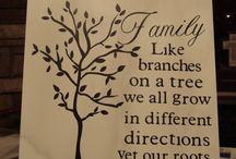 Family / by Stephanie Jinks