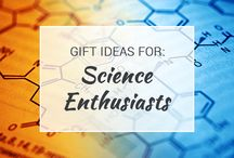 Gift Ideas for Science Enthusiasts