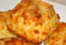 Cheesy Scones