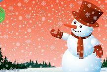 Thema winter kleuters / Rijmen