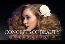 Concepts of Beauty / Recorded and narrated by me https://www.facebook.com/JuliaKuzmenkoPhotography  There are thousands of video tutorials on how to retouch skin, hair, etc., but nobody talks about what it is that needs to be retouched to make a female face more attractive in a photo.   Physical Attractiveness according to Wikipedia: http://en.wikipedia.org/wiki/Physical_attractiveness  / by Retouching Academy