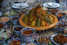 Moroccan Cuisine / by halimi alima