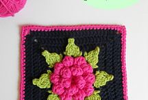 Crochet/knit squares