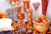 Fabulously Fall Candy Buffet / by Candy Galaxy