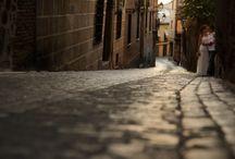 Preboda en Toledo - Ana y Diego / Fotógrafo de bodas en Toledo