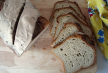 GF bread and flour blends