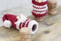 Weihnachtswichtel stricken