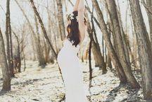 Pregnant wedding dresses