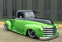 Classic Trucks 1951 - 1960