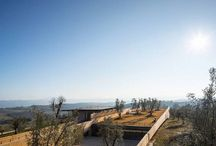 Our projects /// Bulgari Winery / Bulgari Winery, Podernuovo, Italy (2013)