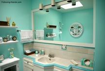 benjamin moore Bath room