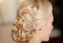 Wedding Hairstyles / Www.pictureperfectweddings.ca