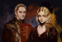 Тайвин Ланнистер/ Tywin Lannister