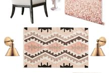 Style Boards | Master/Guest Bedroom