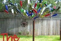Bottle trees / by Kimberly Nikkel