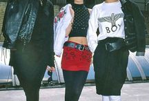 80年代ファッション