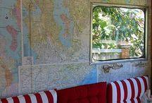 Caravan upcycle