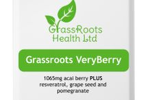 GrassRoots Health herbal and food supplements / Here we showcase all of our herbal and food supplements.
