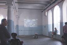 SFaSE / Un progetto di residenza artistica presso l'ex – Cartiere Pigna di Alzano Lombardo (Bergamo).
