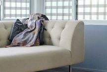 sitiales, sillones y sofás