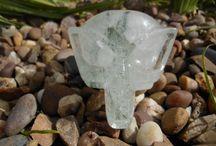 Alien Crystal Skulls
