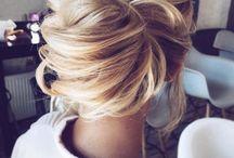 hairstyles, make up