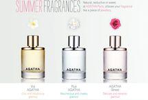 Perfume / New AGATHA Paris Summer Fragrances