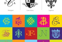 crests, logos and monograms