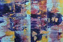 Абстракция, современное искусство, живопись / Абстракция, современное искусство, живопись