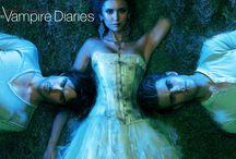 The Vampire Diaries / by Jessica Olivarez