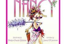 Library-Fancy Nancy / by Angela Palmer