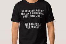 Mens' Fashion (Millennials)