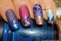 Nails / by Barbara Magalhaes