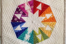 Rainbow Quilts / by Jackie Kunkel/Canton Village Quilt Works