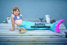 Mermaid's tails seria Sea Princess sea wave
